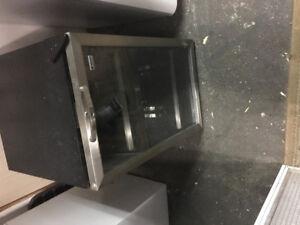 Mini fridge incubators