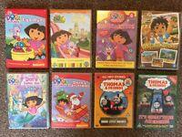 Children's Dvds bundle