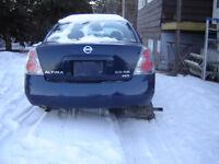 2005 Nissan Altima se Sedan