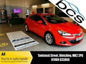image for 2014 Vauxhall Astra GTC SRI CDTI S/S HATCHBACK Diesel Manual