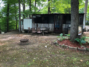 Trailer for sale in amazing campground