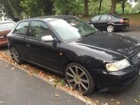 Audi A3 1.9tdi breaking all parts available can post