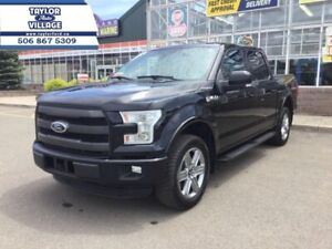 2016 Ford F-150 Lariat  Leather Seats,Dual Power Seats,Back Up C