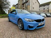 2016 66 BMW M4 3.0 M4 COMPETITION PACKAGE 2D 444 BHP