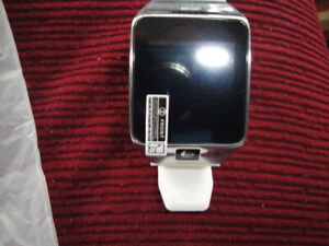 SMART WATCH A PLUS GV18 FOR ANDROID PHONES WITH FM RADIO NEW $50