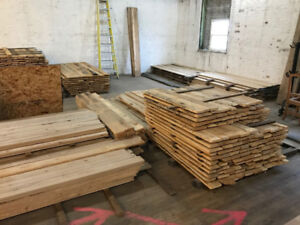 Attention Wood Workers----Hard Wood Lumber