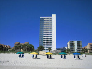 Myrtle Beach-Beautiful Ocean Front Condo