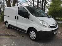 Vauxhall Vivaro 2.0CDTI (90ps) (Euro IV) 2900 SWB *Finance from £110 a month*