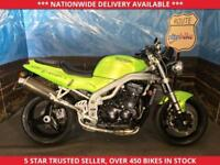 TRIUMPH SPEED TRIPLE SPEED TRIPLE 955I NAKED SPORTS BIKE MOT JULY 2018 1999