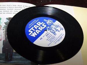 Star Wars Story, Music and Photos Vinyl Record Album Book London Ontario image 4