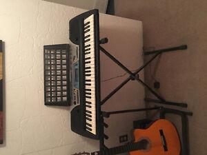 Yamaha keyboard - $100 (NEGOTIABLE - HAS TO SELL TODAY)