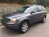 VOLVO XC90 3.2I AWD 2007 ( !! 7 PASSAGER, CUIR, TOIT !! )