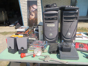 2 Used Dell computers