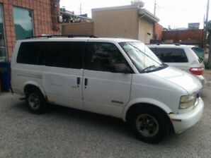 2001 GMC Safari Wagon For Sale
