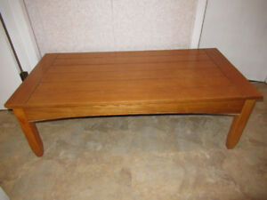 Coffee Table and Two End Tables (3 Piece Set)