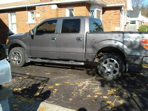 2009 Ford F-150 SuperCrew XLT Pickup Truck London Ontario image 1
