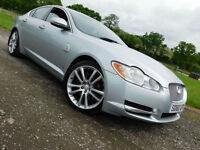 2010 60 JAGUAR XF 3.0TD V6 DIESEL AUTO S Premium Luxury SALOON FSH