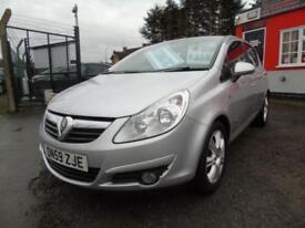 2010 Vauxhall Corsa 1.4i 16V Design 5dr Auto,12 months mot,Warranty,Px welcom...