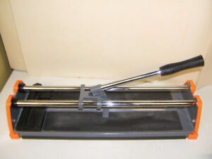 """HDX 14"""" TILE CUTTER - like new - used once"""