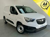 2019 Vauxhall Combo 2300 Edition L1 H1 Diesel 1 Owner Euro 6 Finance P Car Deriv