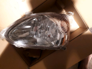 Toyota echo Headlight Driver side
