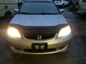 2005 HONDA CIVIC  Certified   and E-Test