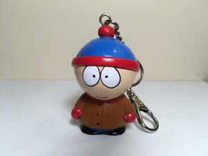 """South Park"" Stan - collectible keychain - Comedy Central (1998)"