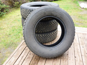 GOODYEAR NORDIC set of 4 winter tires