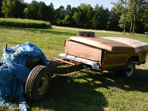 1974 SUPER CAMPER SPECIAL PROJECT