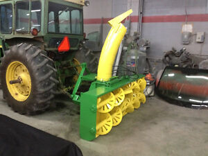 7ft. McKee Snowblower For Sale