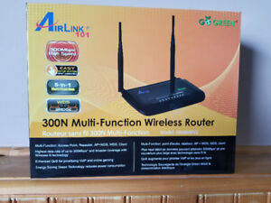 Airlink101 300N Multi-Function Wireless Router