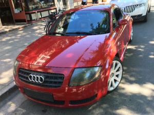 2001 Audi TT Quatro 225HP