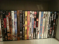 BLU RAY AND DVD COLLECTION FOR SALE