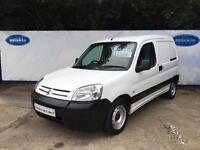 2010 60 Citroen Berlingo First 1.6HDi 600 ( 75 ) Diesel Van
