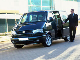 VOLKSWAGEN CARAVELLE T4 LONG NOSE 2.5TDI 102PS AUTO TOP SPEC COST £47,350 NEW