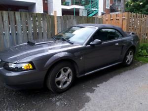 Mustang échange ou à vendre à Montréal