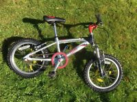 Boy's Raleigh Zero bike