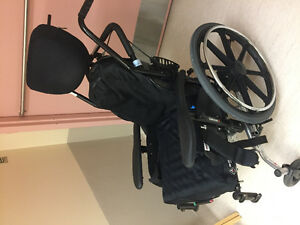 REDUCED Wheel Chair Orion nxt seat system
