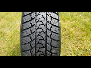 4 MINERVA WINTER TIRES 195/65R15