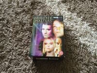 DVD Minette Walters complete.