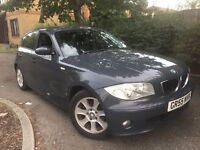2006 (55) BMW 120D SE MOT:22/09/2017 FULL SERVICE HISTORY FLYWHEEL & CLUTCH KIT FITTED MP3 ALLOYS