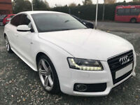 2011 AUDI A5 3.0 TDI QUATTRO S-LINE GOOD / BAD CREDIT CAR FINANCE AVAILABLE