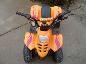 Atv and Parts: