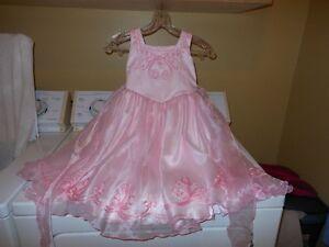 robe de bouquetiere 4 ans
