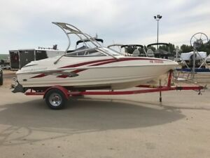 2008 Larson 186 Senza - FALL BLOWOUT - SAVE $4051
