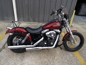 Harley Davidson 2006 2016 Dyna Street Bob Super Glide Sissy Bar  eBay