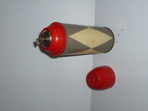 Vinage Thermos Type Vaccuum bottle