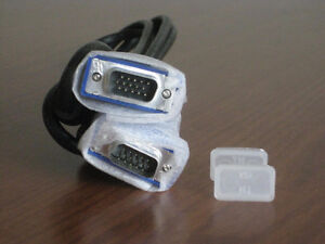 Brand New VGA Cable Male TO Male.For TV,Monitor ETC