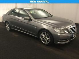 2011 61 MERCEDES-BENZ E CLASS 2.1 E220 CDI BLUEEFFICIENCY AVANTGARDE ED125 4D AU