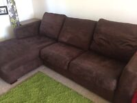 FREE TO COLLECT 3 SEATER SOFA/ SOFA BED. Pending collection